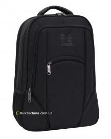"""Рюкзак для ноутбука (21л) TM BAGLAND 15,6"""" (черный)"""