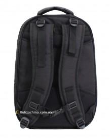"""Рюкзак для ноутбука 15,6"""" TM BAGLAND (22л) (черный)"""