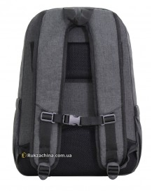"Рюкзак для ноутбука ""Milano"" TM BAGLAND (14л) 15"" (серый)"
