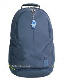 "Рюкзак для ноутбука ""Zooty"" (24л) TM BAGLAND 15"" (серый)"