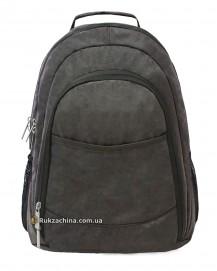 "Рюкзак для ноутбука ""City"" (max) (34л) TM BAGLAND 16"" (хаки жатка)"
