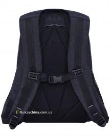 """Рюкзак для ноутбука TM BAGLAND """"City"""" (32л) 15"""" (черный жатка)"""