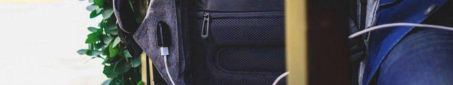Рюкзаки с USB / AUX