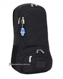 """Рюкзак TM BAGLAND """"Granite"""" (23л) USB/наушники/15"""" (черный)"""
