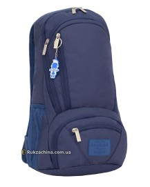 "Рюкзак TM BAGLAND ""Granite"" (23л) USB/наушники/15"" (синий)"