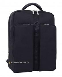 """Рюкзак TM BAGLAND """"Boss"""" (16л) USB/наушники/15,6"""" (черный)"""