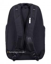 """Рюкзак TM BAGLAND """"Бриг"""" (33л) USB/наушники/17"""" (черный)"""