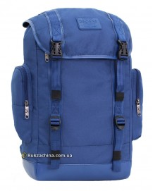 "Рюкзак TM BAGLAND ""Palermo"" (25л) USB/наушники/17"" (синий)"