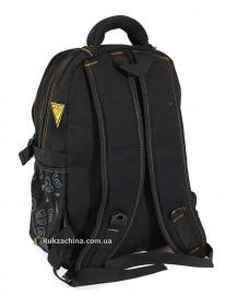 Рюкзак городской (20л.) ТМ GoldBe (передняя стяжка)