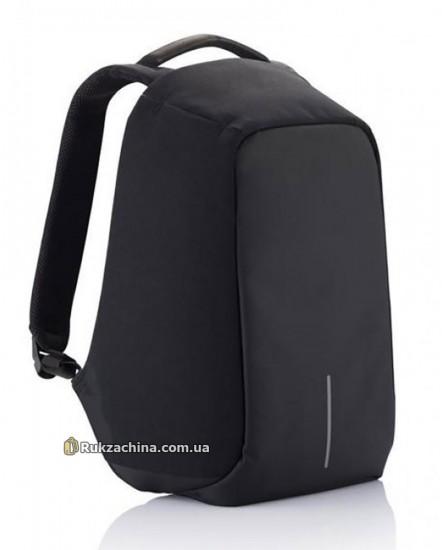 "Рюкзак для ноутбука 15"" c USB BRITBAG (20л.) Bobby Black"