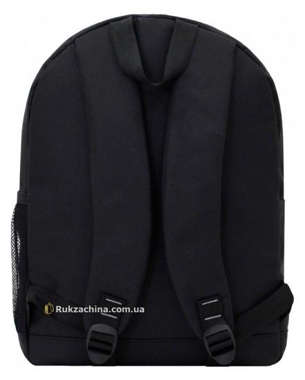 """Рюкзак """"Молодежный"""" (17л) BAGLAND (с черными котятами)"""
