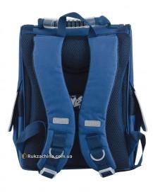 """Рюкзак школьный для мальчика (12л) TM YES """"Cambridge blue"""""""