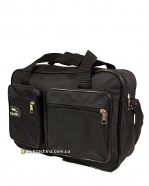 Мужская сумка на работу (8л) TM WALLABY (один отдел)