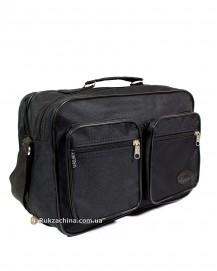 Мужская сумка на работу (12л) TM WALLABY (два отдела)