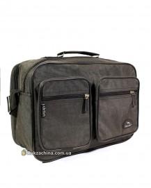 Мужская сумка на работу (12л) TM WALLABY (жатка)