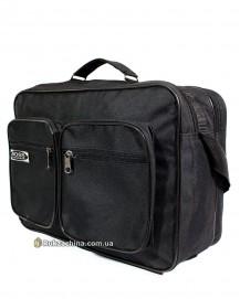Мужская сумка на работу (16л) BOSS (два отдела)
